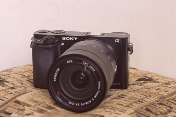 sony alpha a6000 opiniones