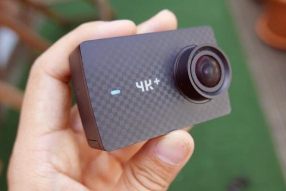 usar camara deportiva como webcam