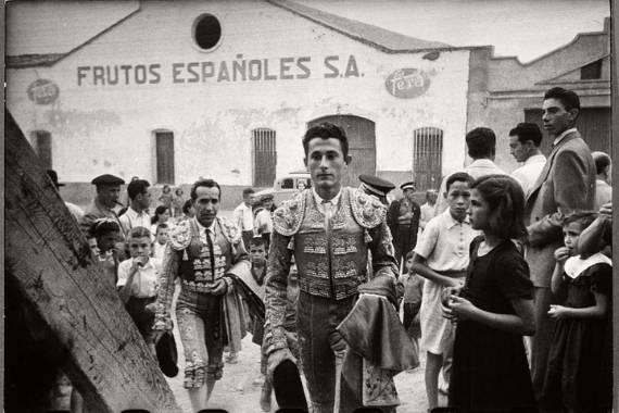 valencia 1952 robert frank