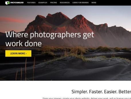 webs de fotografia